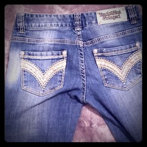 Rock & Rol Cowgirl Jeans
